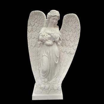 Ангел с цветами М30