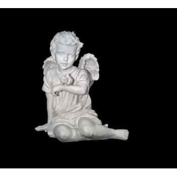 Ангел с воробушком М8