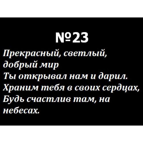 Эпитафия В66