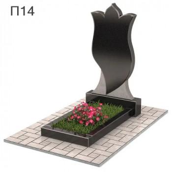 Тюльпан вертикальный памятник П14