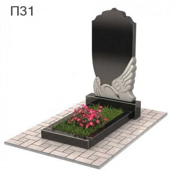 Лебедь-2 вертикальный памятник П31