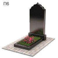 Мусульманский вертикальный памятник П6
